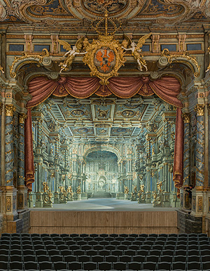 Picture: Margravial Opera House Bayreuth