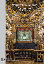 "External link to the official guide ""Margravial Opera House Bayreuth"" in the online shop"